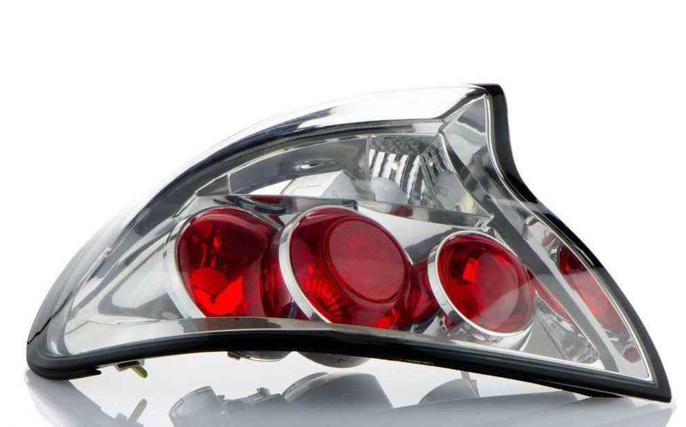 汽车前灯LED红光灯珠2835贴片灯珠