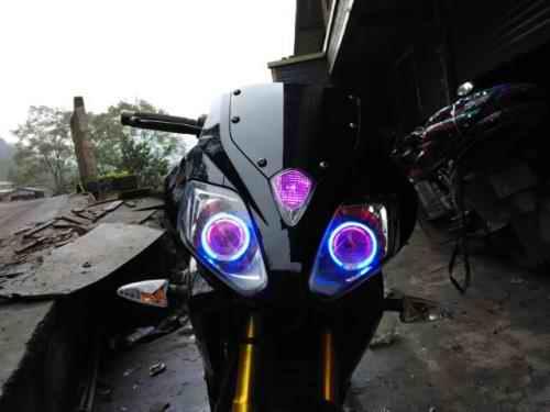 摩托车炫彩车灯LED3030贴片灯珠