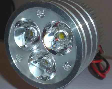 摩托车照明车灯LED5050贴片灯珠白光